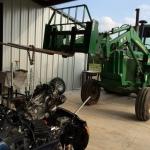 Oklahoma engine hoist